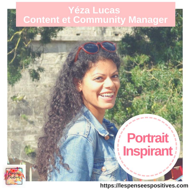 PORTRAIT - Yéza Lucas, une Content et Community Manager engagée pour l'Economie Sociale et Solidaire.