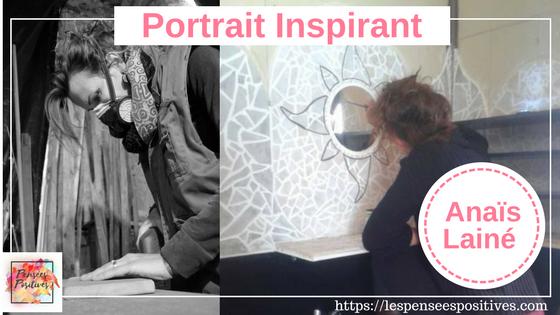 portrait Anaïs Lainé, architecte et décoratrice d_intérieur spécialisée en Feng shui