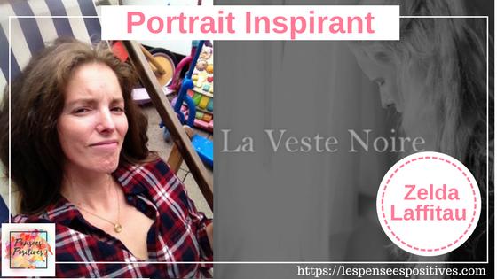 portrait inspirant - Zelda Laffitau,  Vidéaste de vos idées
