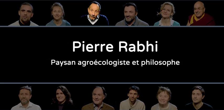 Vidéo positive – Pierre Rabhi, ma (R)évolution intérieure