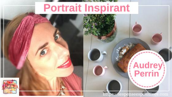 Portrait – Audrey Perrin, conseillère en image positive.