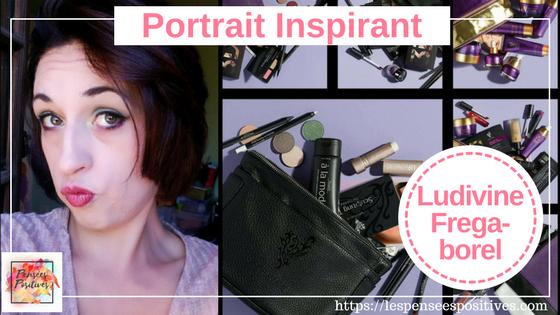 Portrait – Ludivine Frega-borel, vous aide à révéler votre beauté.