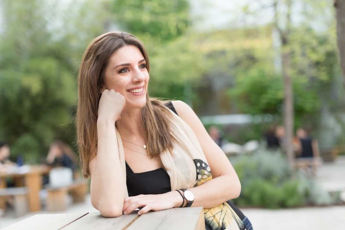 Julie Artis - CHO engagée
